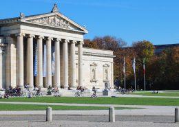 Museo de Munich - Königsplatz