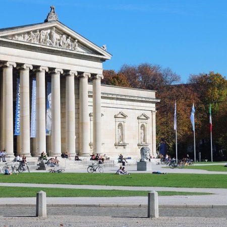 Musée Munich - Königsplatz