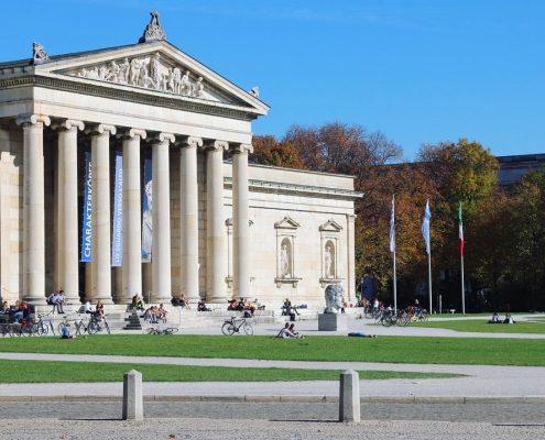 Museum München - Königsplatz