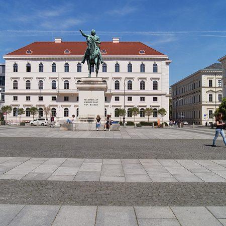 Maxvorstadt Wittelsbacherplatz