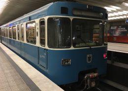 Underground Munich