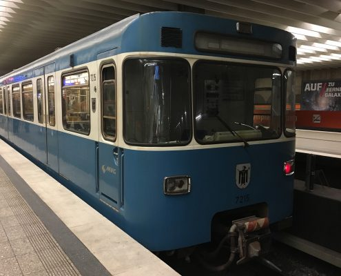 Metropolitana di Monaco