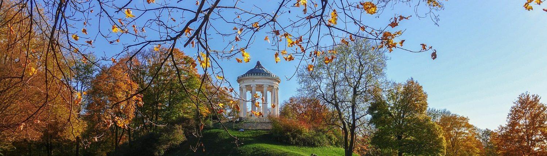 Monumenti Monaco di Baviera Monopterus